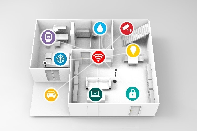 Smart Home Set up - Have a Smart Home Set up? Here's How to Keep It Safe From Hackers