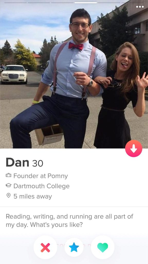 Sociable and laconic 576x1024 - 10 Best Tinder Bio Examples for Guys (To Make Her Swipe Right)