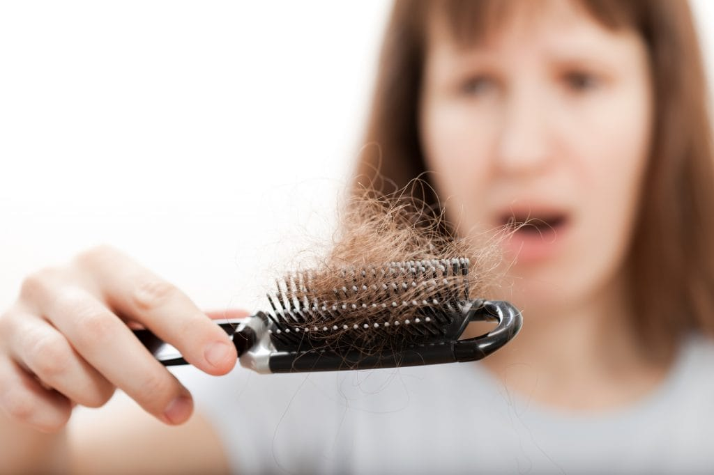 Women Lose Hair 1024x682 - Treating Hair Loss for Men is different to Women