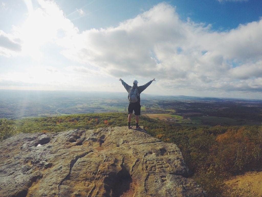 hiking 1024x768 - How Trekking Closes You to Nature