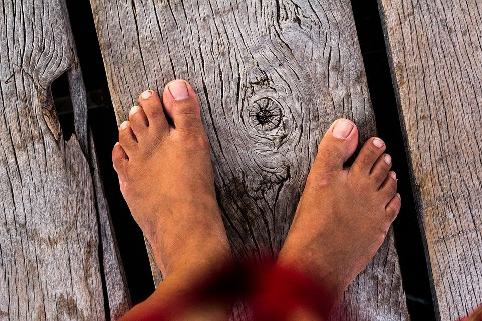 men feet - Why Men Should Get More Pedicures