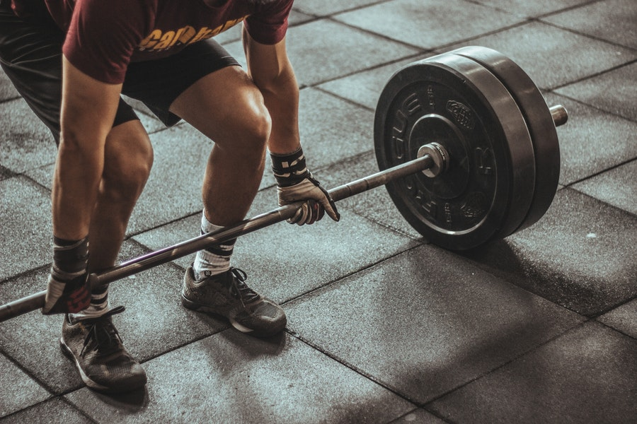 weightlifting - Gym Motivation: How to Get It, How to Keep It