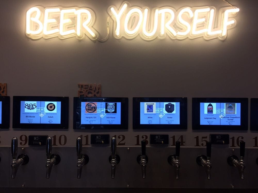 Brew Coop - PourMyBeer Celebrates National Beer Day By Giving Away A Round on Them
