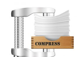 Compressing PDF Files