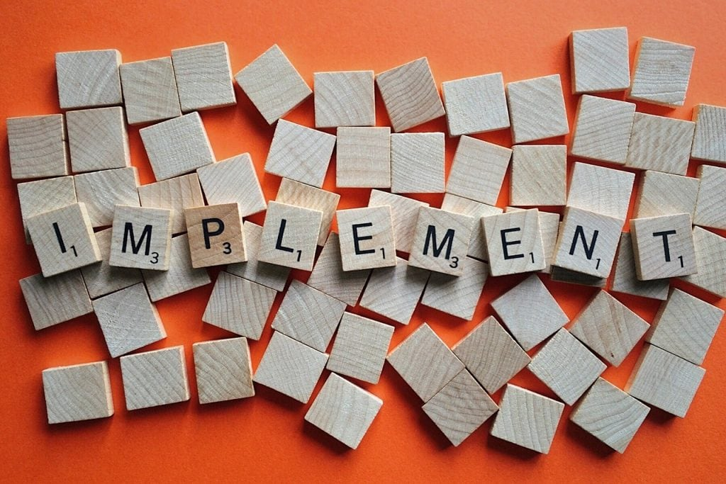 Easy implementation 1024x683 - Benefits of Using Performance Review Software