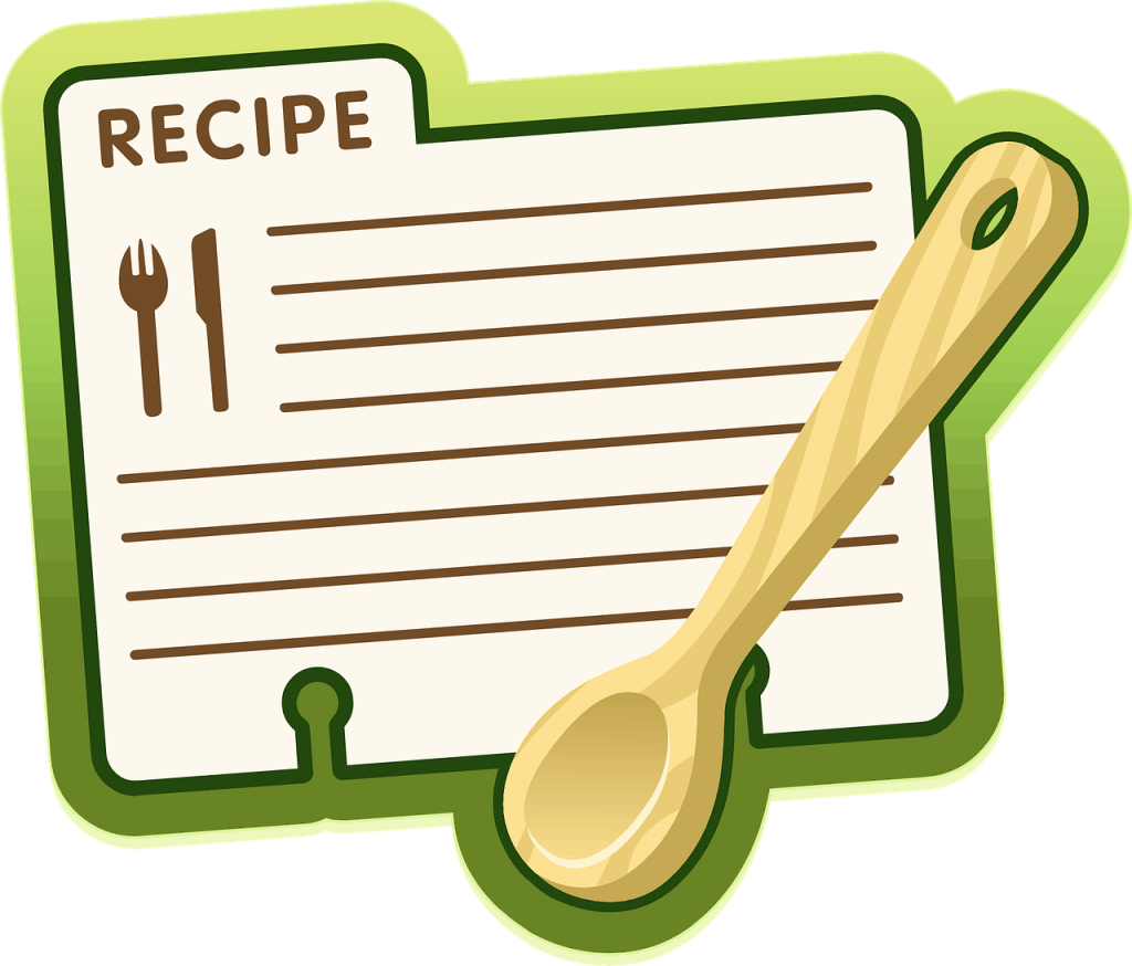 Recipes 1024x874 - Take Control Over Your Health With These Top Four Tips