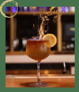cocktail 1 258x300 - Seek + Find  brings International Flavors to Coral Gables