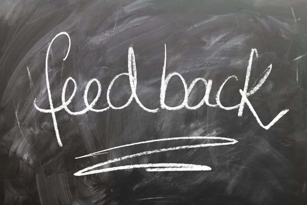 feedback 1024x682 - Benefits of Using Performance Review Software