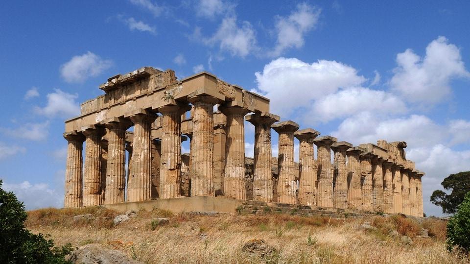 sicily temple - Things to do on Amalfi Coast-Sicily-Sardinia Tour