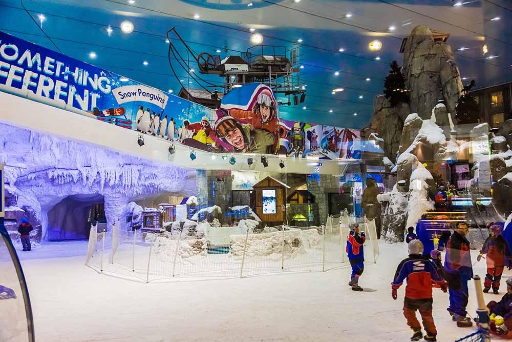 ski dubai - One Day in Dubai: Top Things to Do & See in Dubai