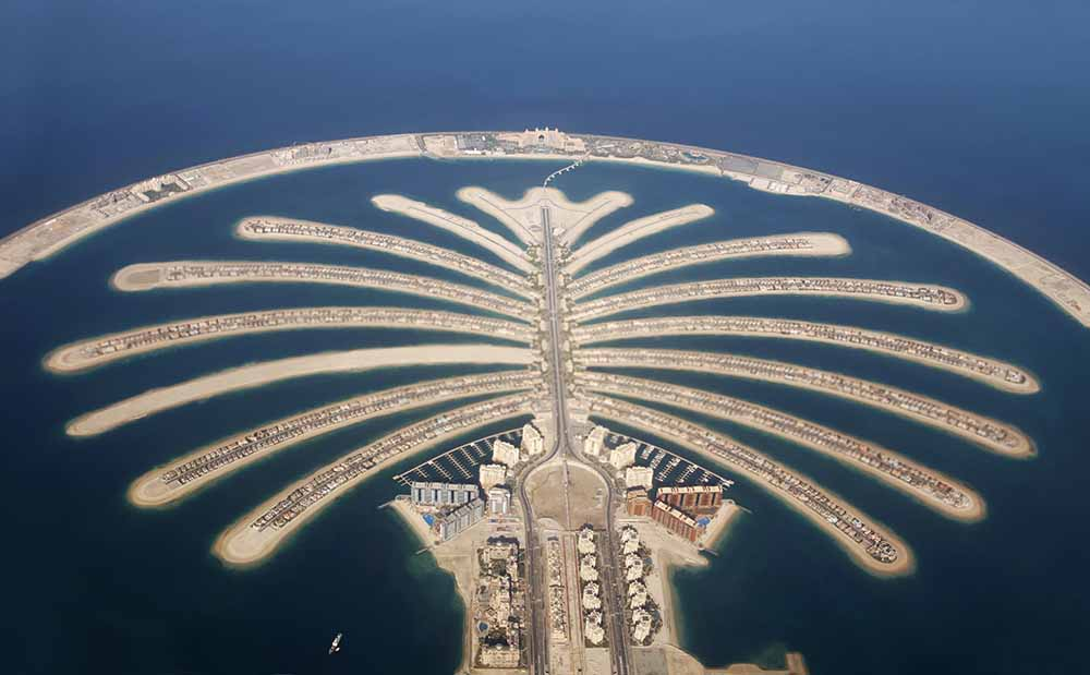 the palm island - One Day in Dubai: Top Things to Do & See in Dubai