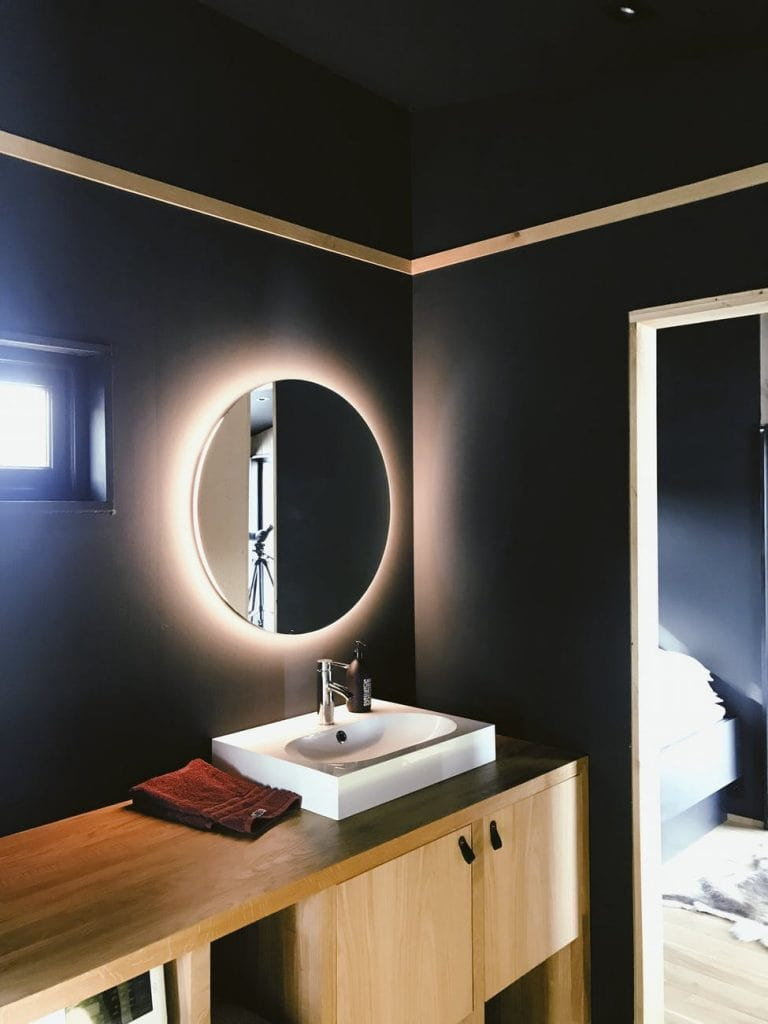 Lighting 768x1024 - The Ultimate Guide to Remodeling a Small Bathroom