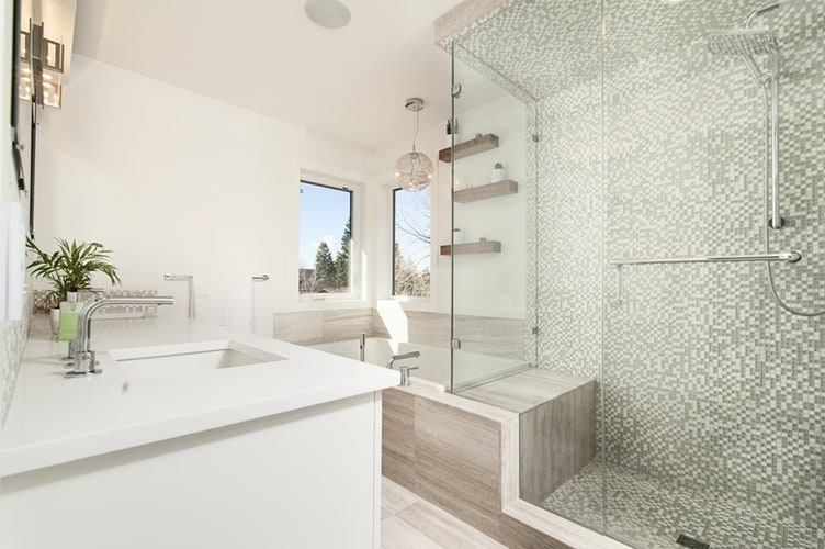 framed shower screens - Let Your Bathroom Shine With Different Types Of Shower Screens