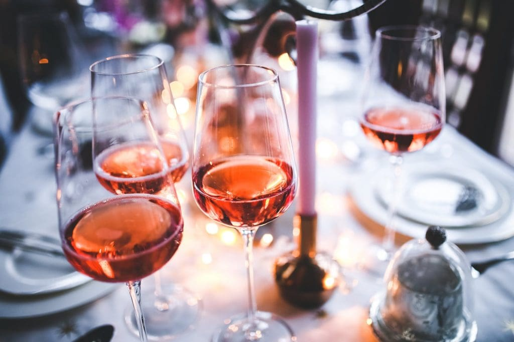 glass of rose wine 1024x682 - 10 Best Rose Wines in the World