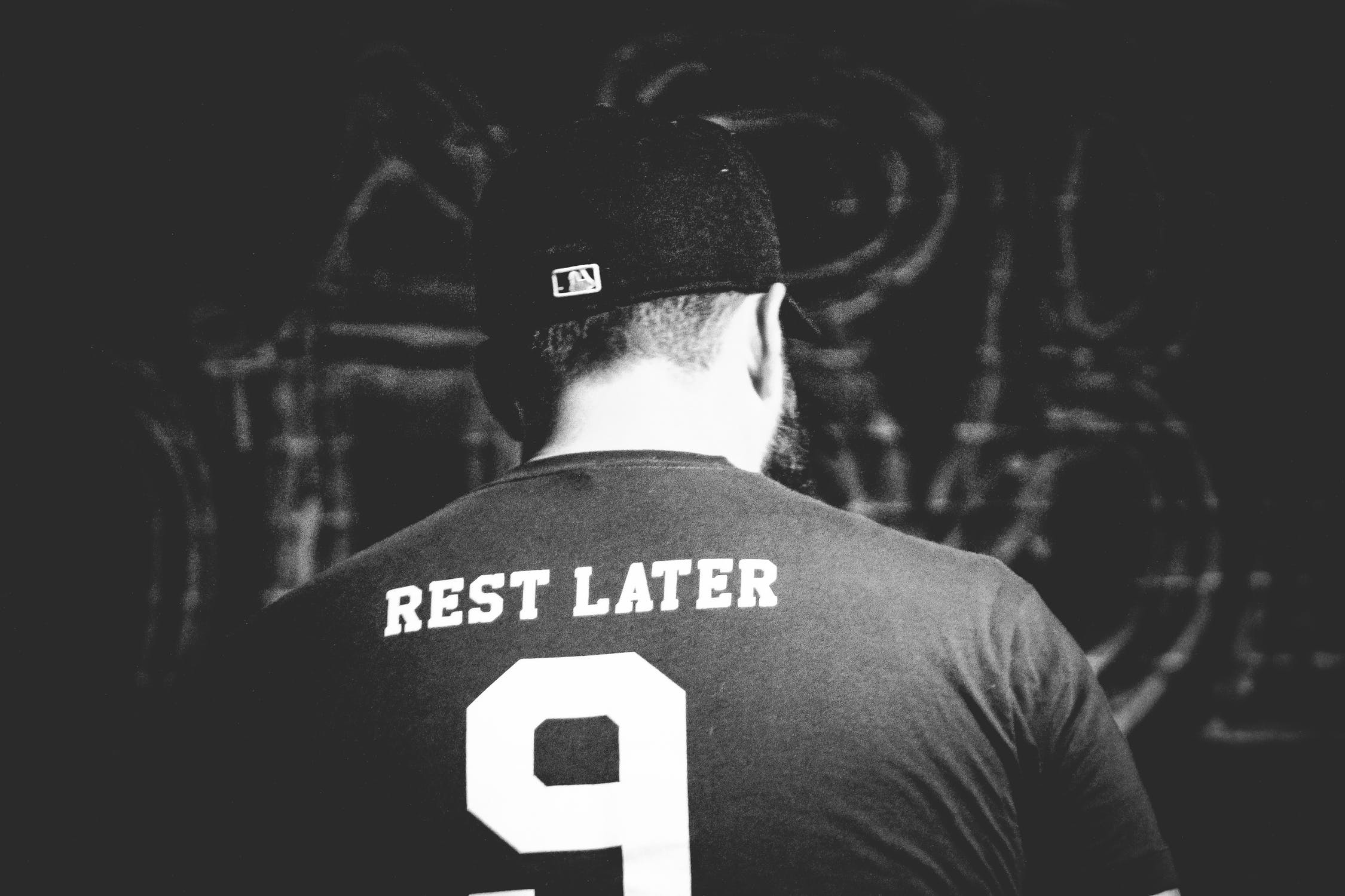 rest later 1 - The Healthy Effects of Cannabis on Bodybuilders and Fitness Enthusiasts