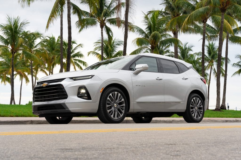 SNY08363 Come From Away Arsht by Eyeworks Production 1024x682 - The 2019 Chevy Blazer redefines what an SUV should be.