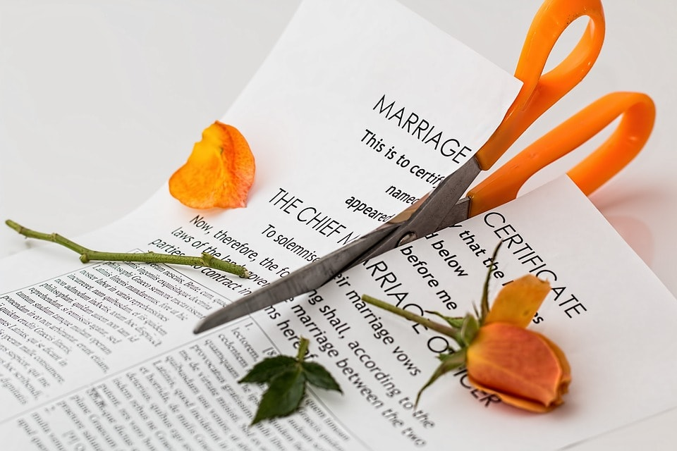 marriage certificate - Pre-Divorce Advice for Men | Planning Your Divorce