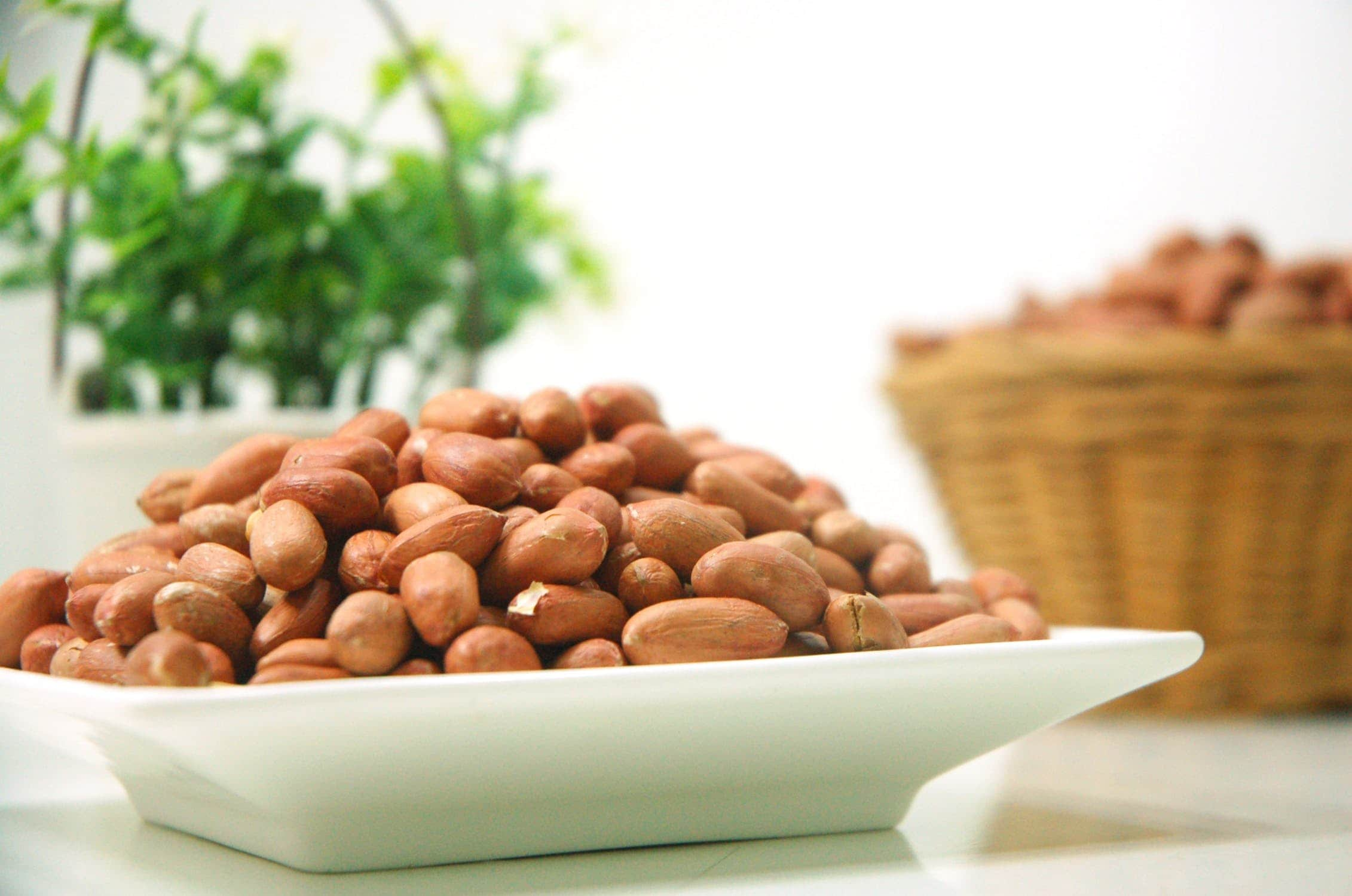 Peanut - 6 Tips to Eat Complete Proteins on a Vegan Diet