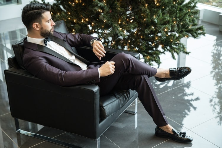 Well-Dressed Man