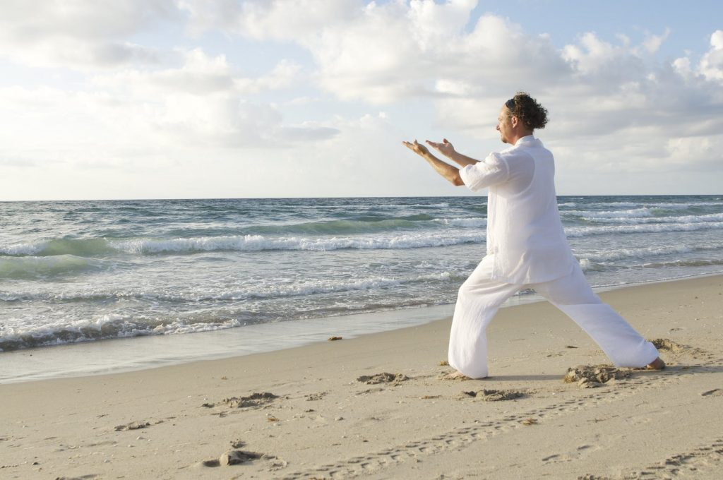 Yoga 1024x680 - 5 Yoga Poses for Better Sleep