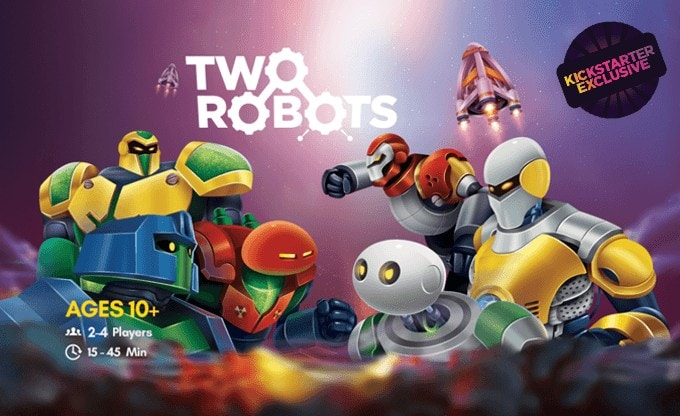 two robot game