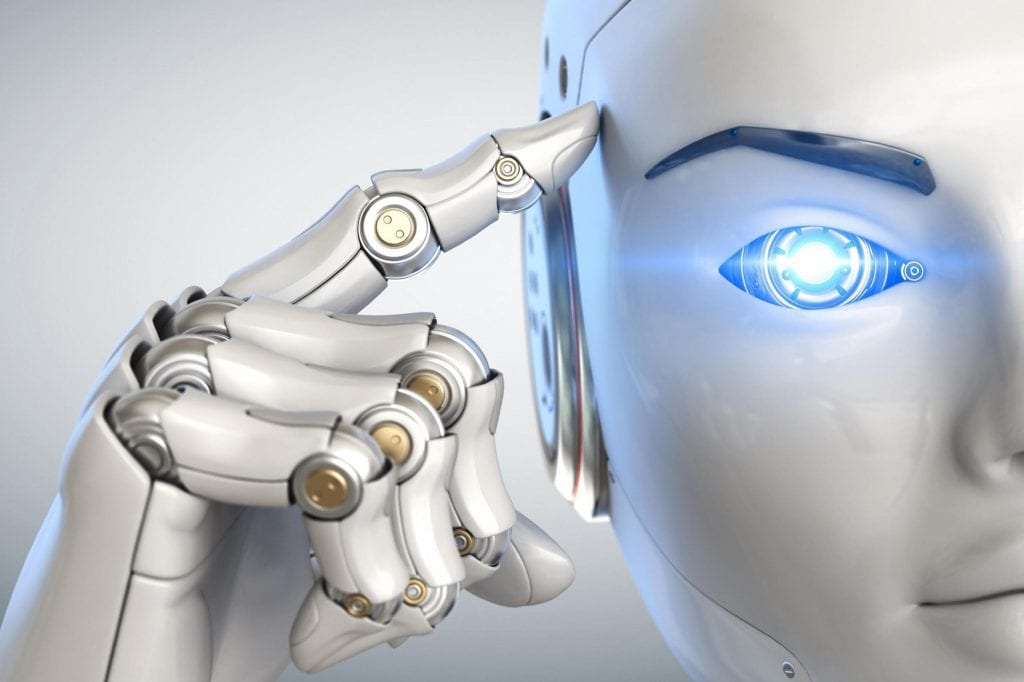 Robot 1024x682 - Will Artificial Intelligence Be Infused Into All Industries?