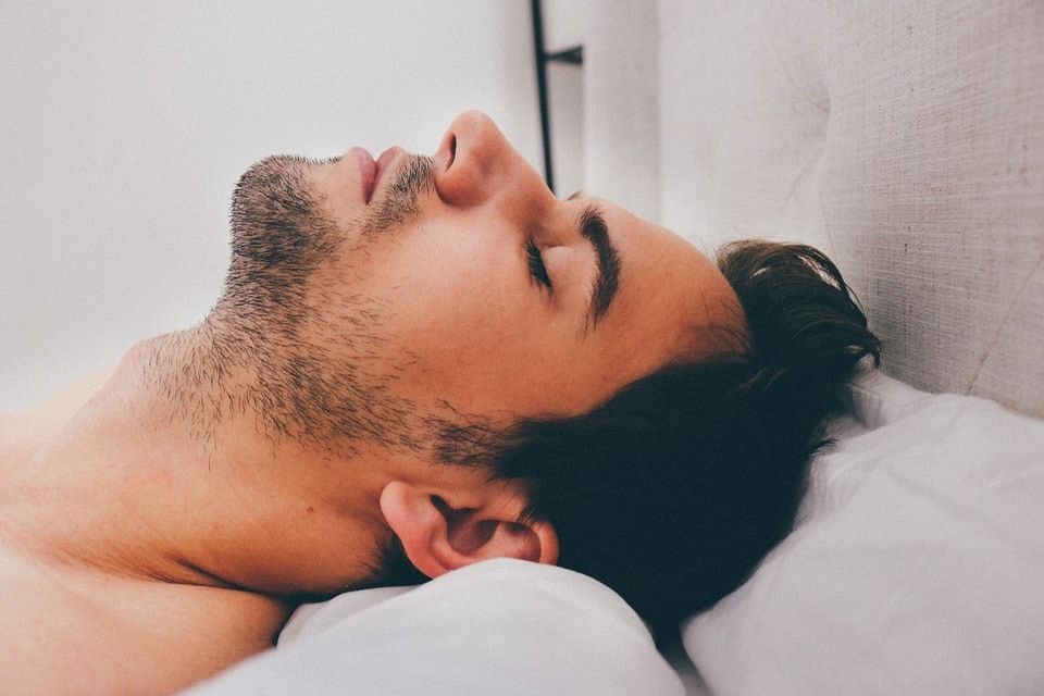 Sleep Adequately - 6 Ways for Men to Stay Focused When Life Gets Hectic