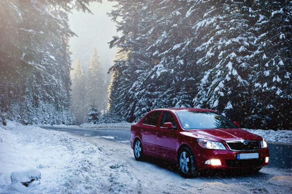fog lights 1024x681 - Winter driving: 10 tips for driving this winter