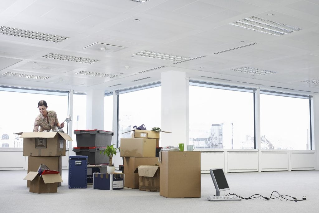 new office space 1024x683 - 7 Things to Consider When Relocating Your Brick-and-Mortar Business