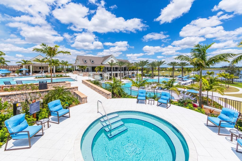 """Arden Pools 1024x683 - 5 Reasons Why South Florida's Arden Sets the Standard for """"Agrihood"""" Communities Nationwide"""