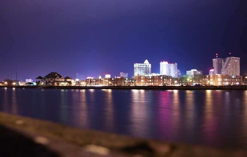 Atlantic City Skyline - Beat The Chill: Your Fall Entertainment Guide