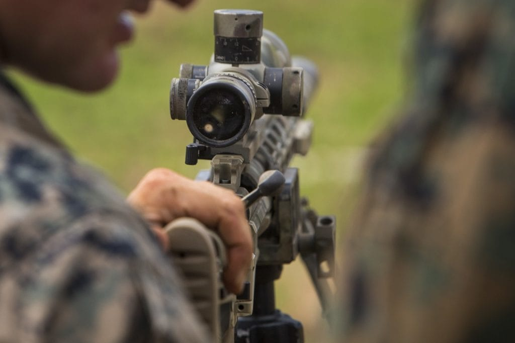 Optics and scopes 1024x682 - The Arms Expendables: A Quick Guide to AR-15 Accessories