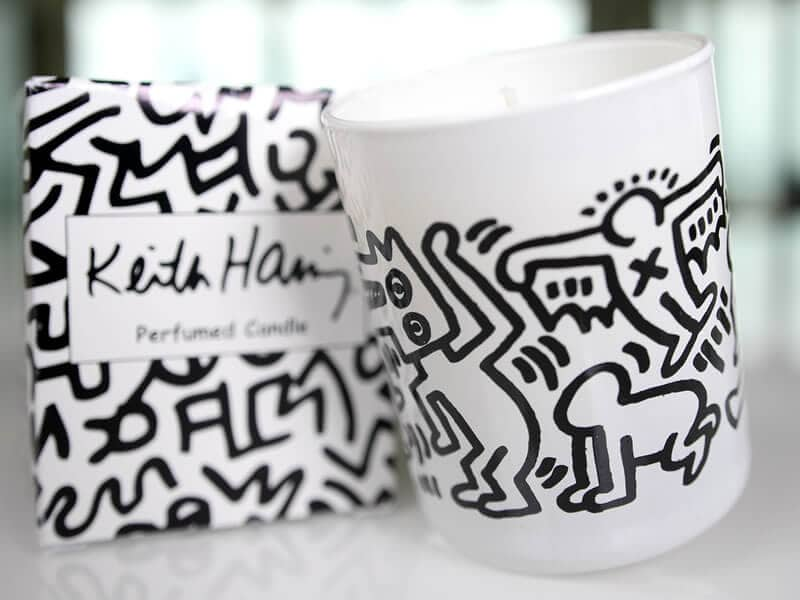 candle haring15 - 5 ways to make your home your own personal art museum