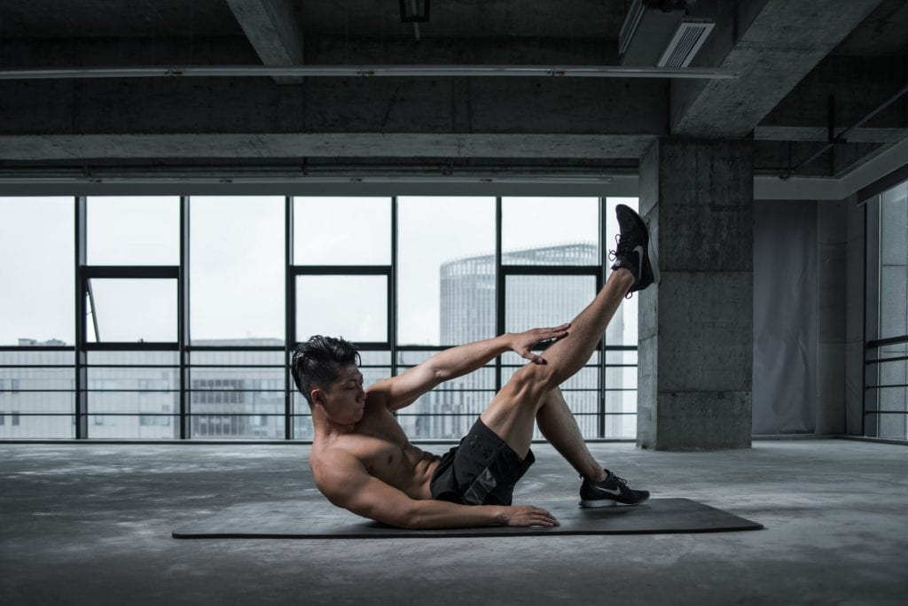 stretching exercise 1024x684 - Exercise Adaptations For Impaired Physical Mobility