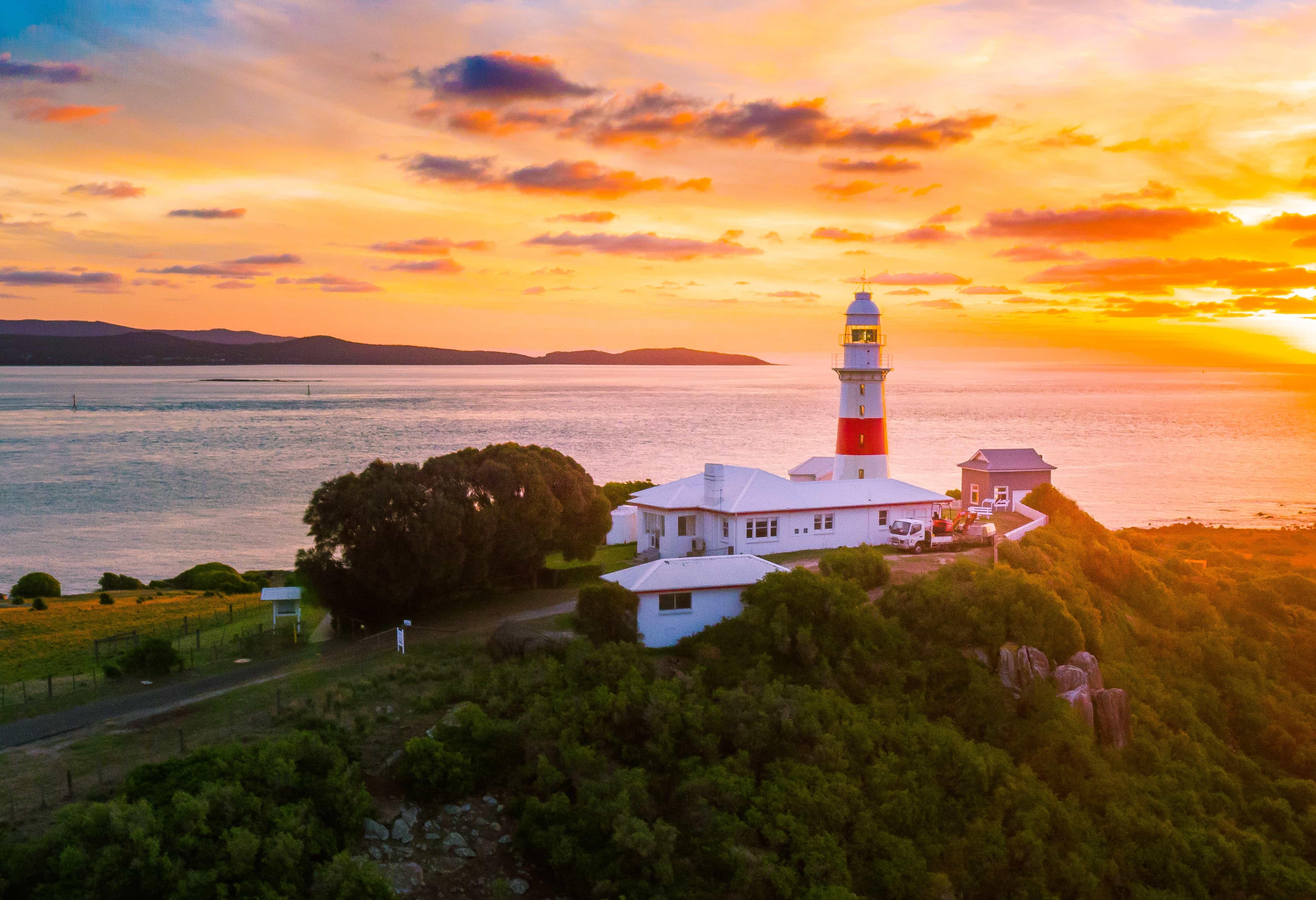 Low Head Lighthouse, Low Head Austrailia