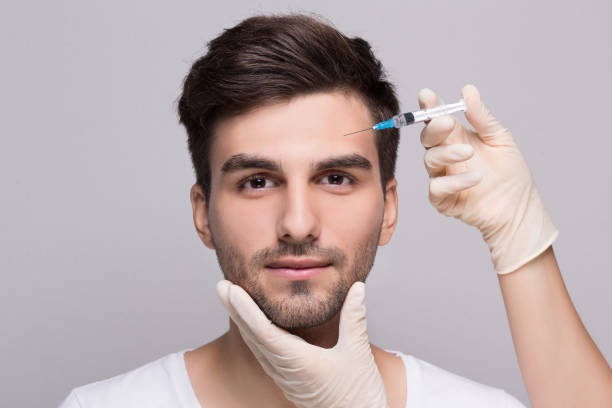 Man getting botox - How Can I Slow Down The Signs Of Aging?