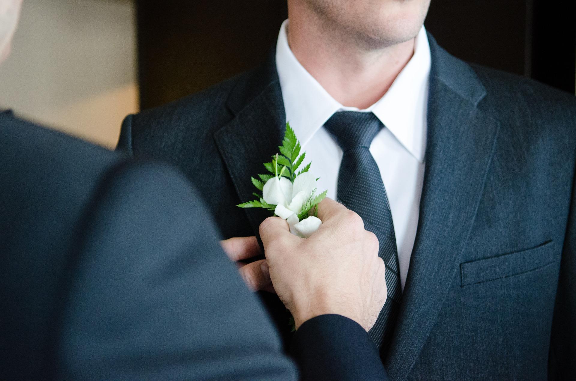 Men's Attire for a Winter Wedding