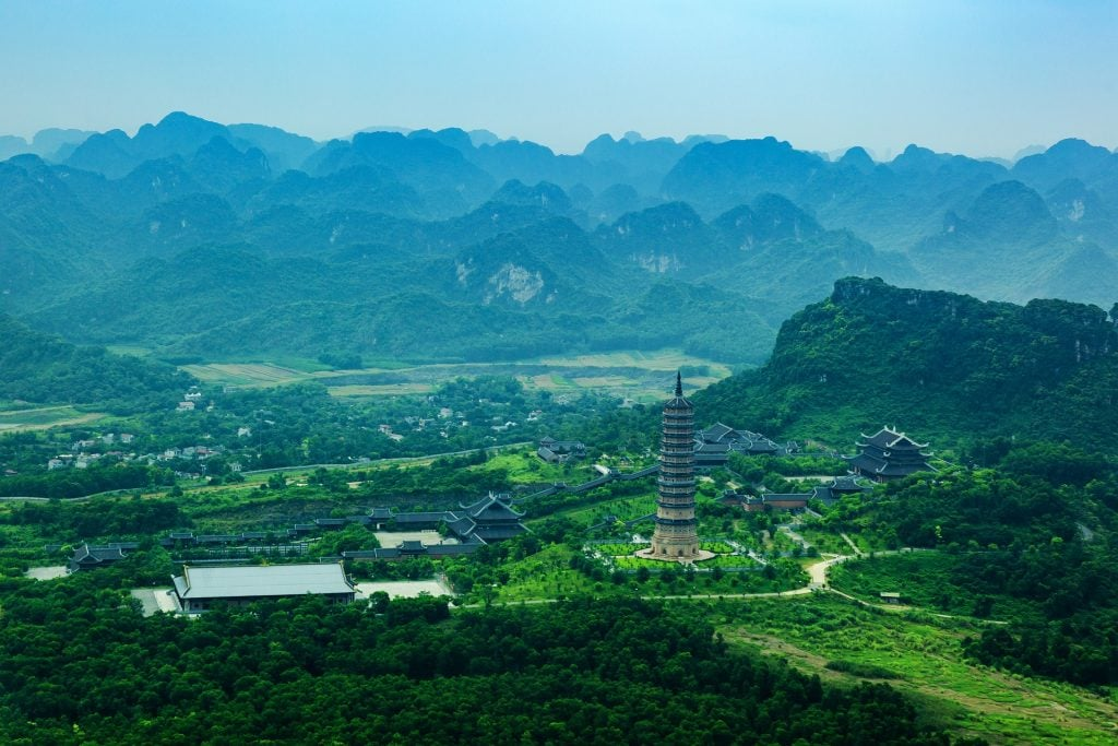Ninh Binh Vietnam 1024x683 - Traveling to Vietnam