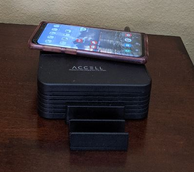 accell charger 1 - Accell charging devices