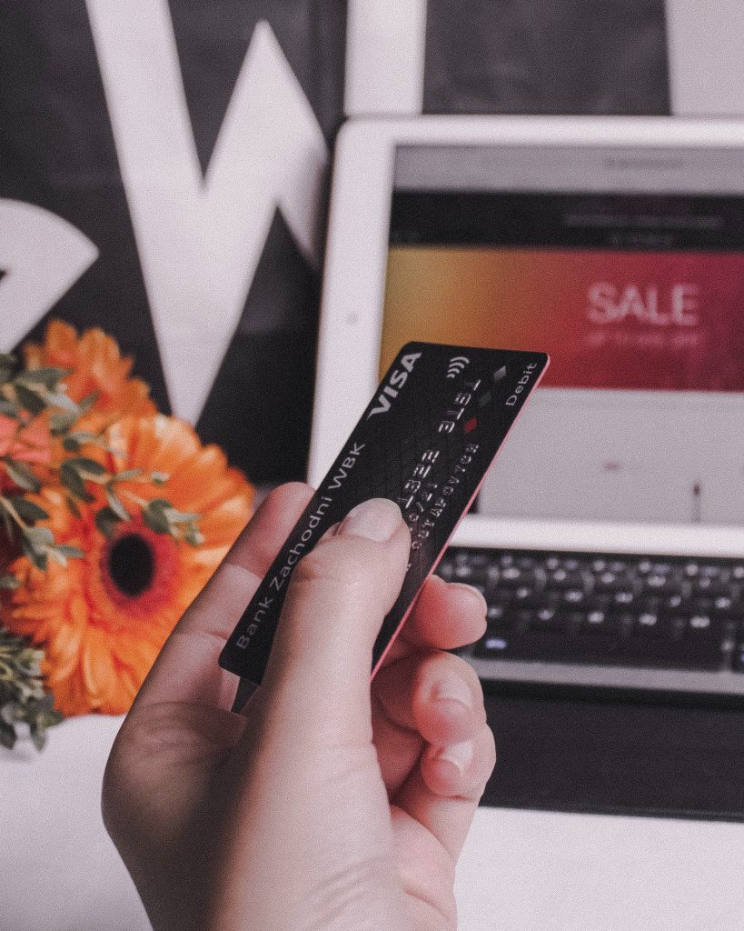 credit card 819x1024 - Personal Budgeting Tips and Strategies