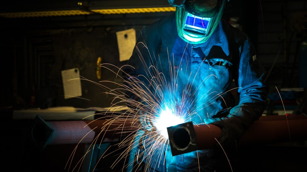 metal work 1024x576 - How to Gain Metal Fabrication Skills