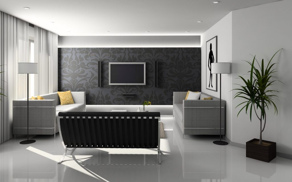 Minimalist Apartment 1024x640 - Decorating Tips for the Minimalist Gentleman