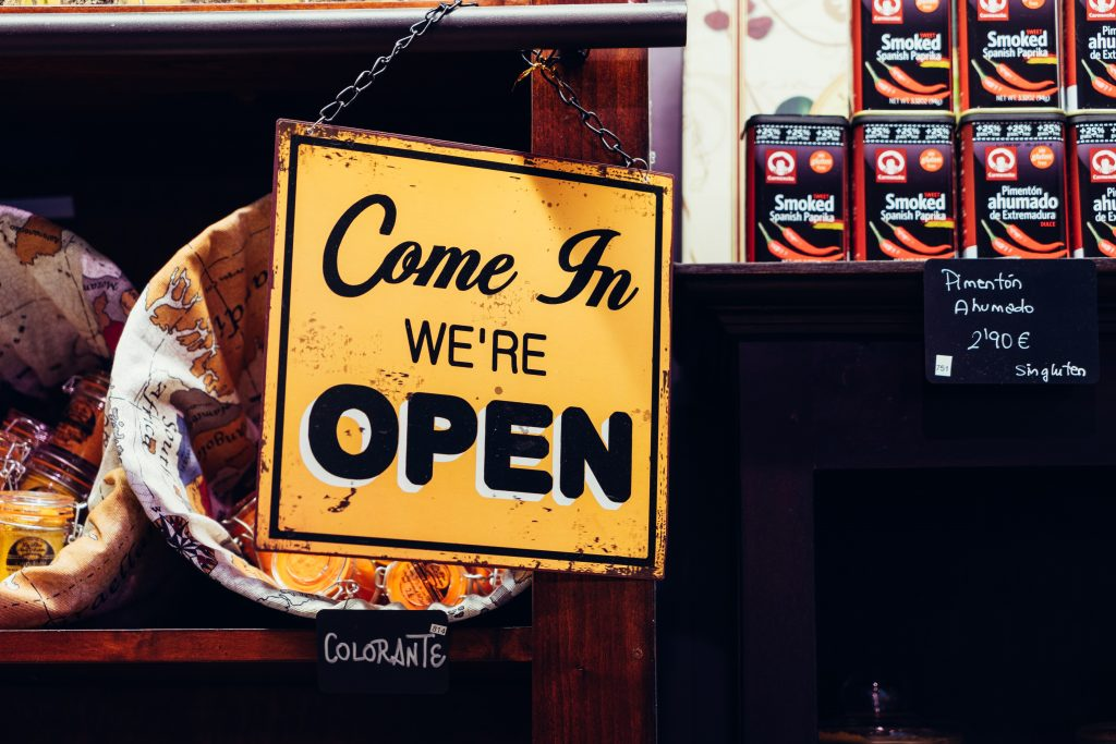 Open for Business 1024x683 - The Benefits and Limitations of Small Business Insurance