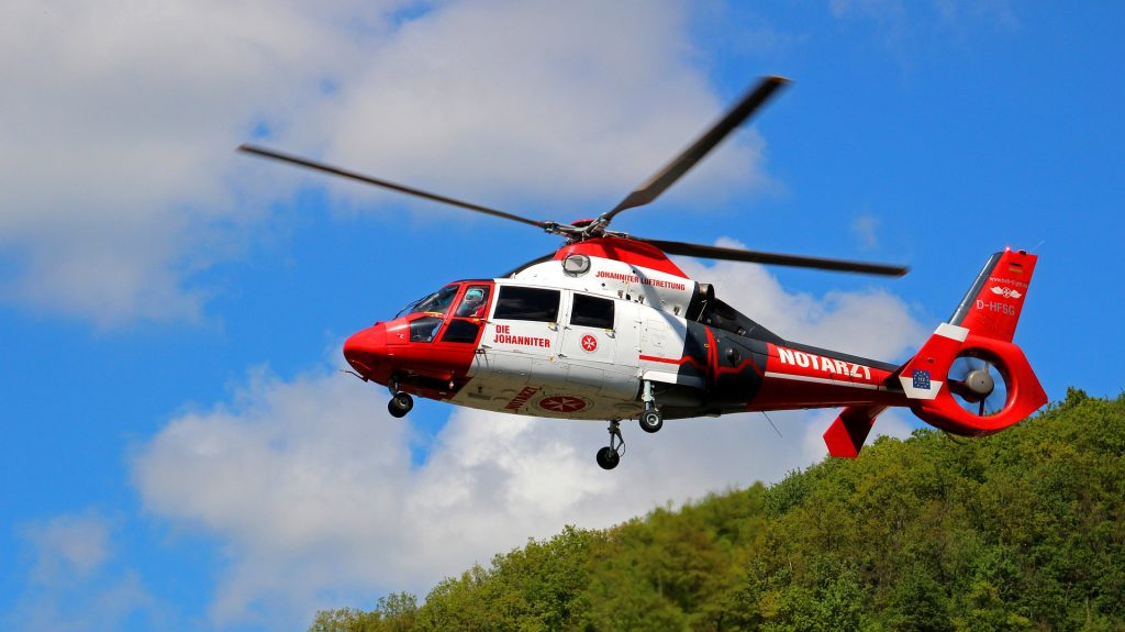 Rescue Helicopter 1024x575 - How to find excellent travel insurance for less