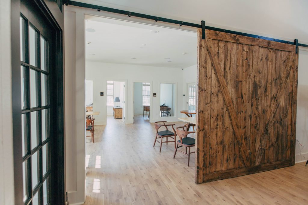 Sliding Barn Door 1024x683 - Decorating Tips for the Minimalist Gentleman