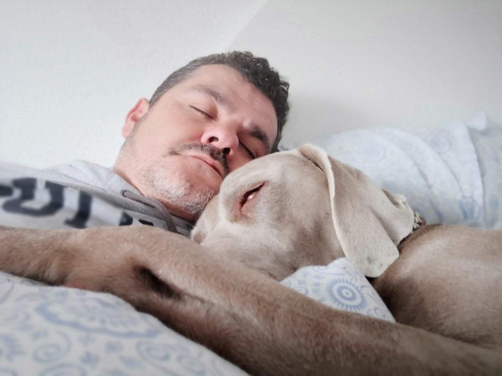 sleeping man 1024x768 - Get Rid of Belly Fat in 4 Easy Ways!