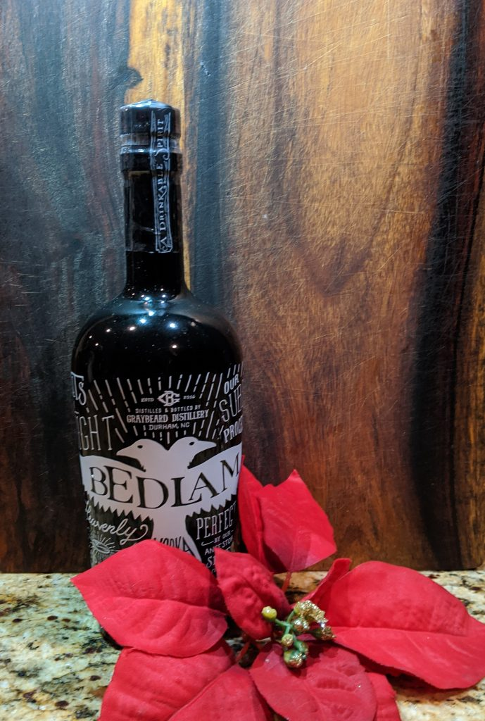 Bedlam Vodka 689x1024 - Holiday Cocktail Ideas to spice things up