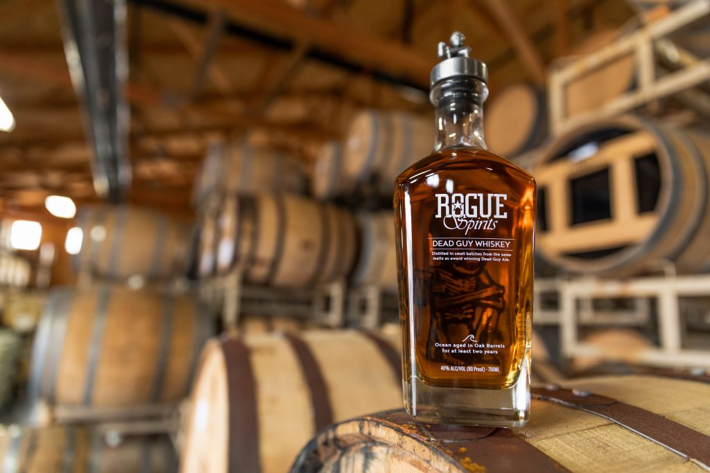 Dead Guy Whiskey 1024x683 - Rogue Spirits Whiskey Review