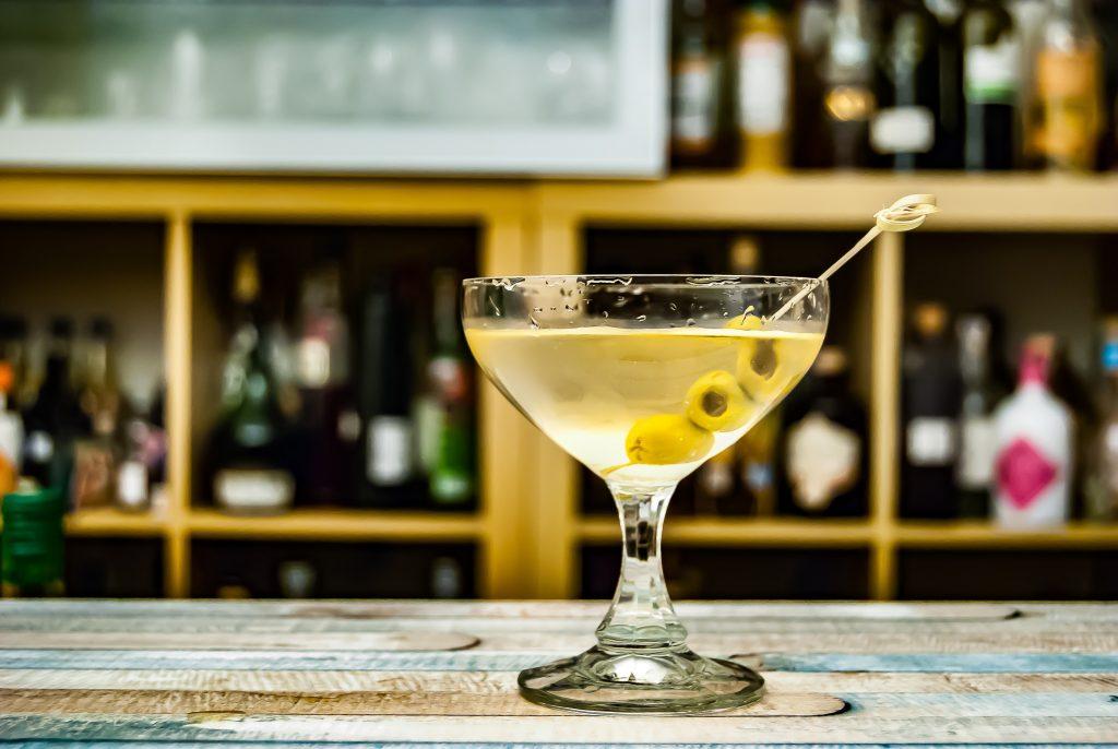 Dirty Martini 1024x686 - How Do You Take Your Martini?