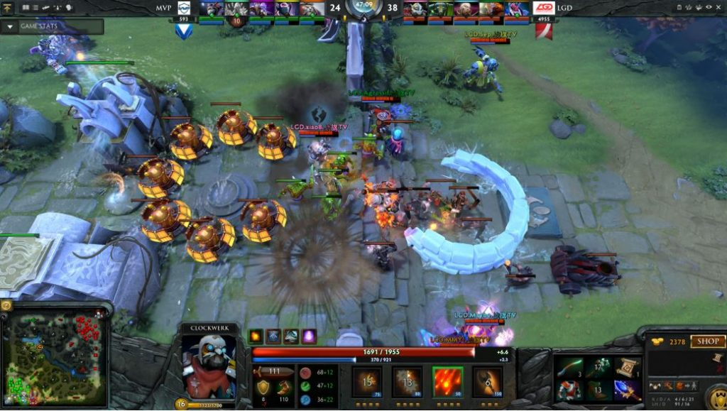 Dota2 base 1024x579 - Upcoming Dota 2 Events and Tournaments